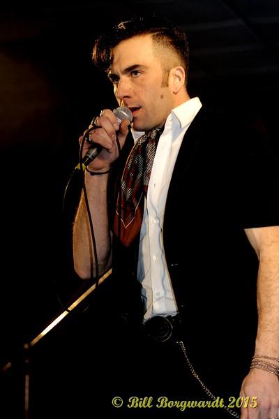 Ryan Langlois - Boom Chucka Boys - ACMA Awards Show 2015