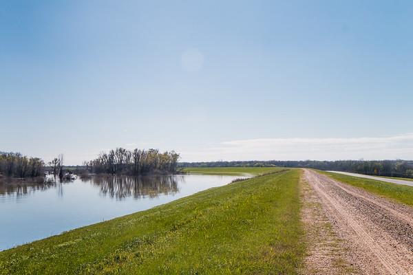 Mississippi River Flood Jan 2016