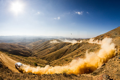WRC Rally Mexico 2014