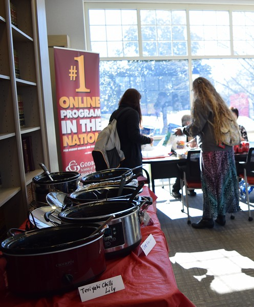 Godbold School of Business Chili Day