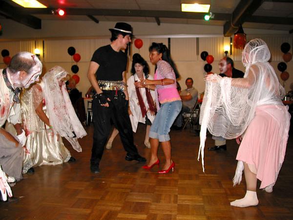 Halloween Dances