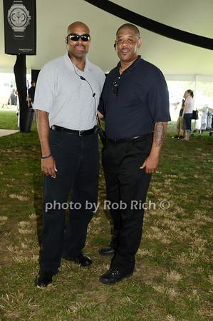 Chris Hasfal, Larry Love photo by Rob Rich © 2009 robwayne1@aol.com 516-676-3939