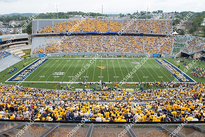 WVU vs Marshall - September 1, 2012