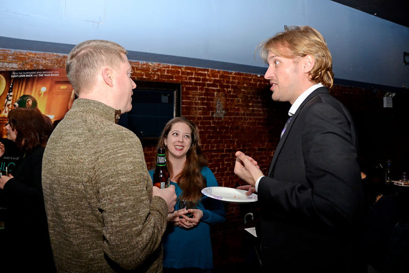 The Nonhuman Rights Project after party at VSPOT at 12 Saint Marks on March 16, 2017 in Manhattan, New York.