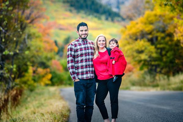 Heather, Aldo and Family