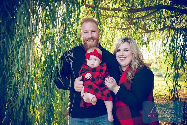 Fleming Family 2018