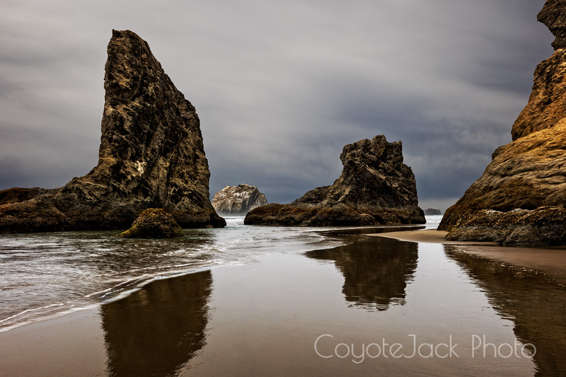 Seastacks, Bandon by the Sea
