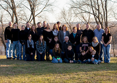 Keenan Family November 2013