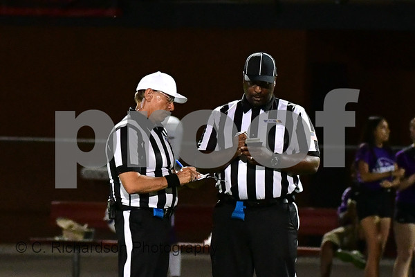Officials Arcadia vs Washington 08-31-18