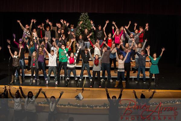 2013 AHS Christmas Spectacular