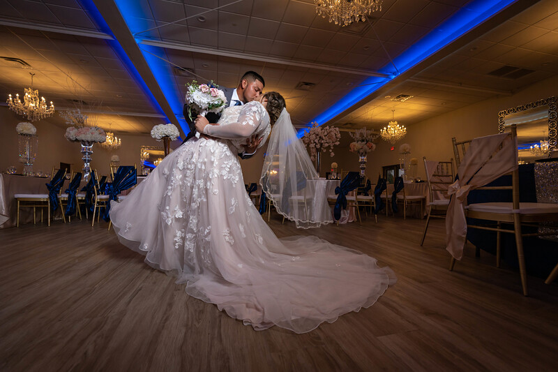 Tiffany & Josue Wedding Photos