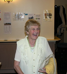 Mrs P, 80th birthday 7July '12