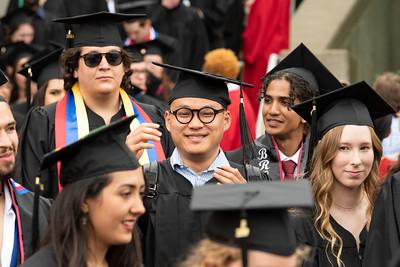 2019 Procession and Graduation Ceremony