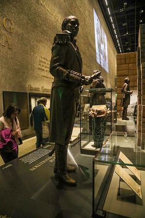 The National African American Museum of History and Culture (Apr 2019)