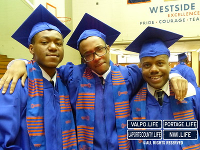 2016 Gary Westside Leadership Academy Graduation