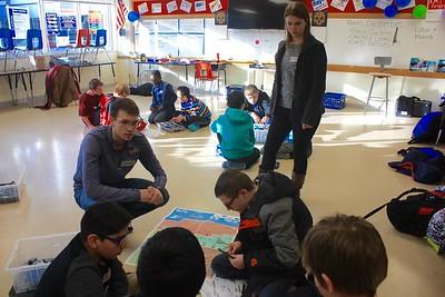 Robotics Outreach at Culler Middle School
