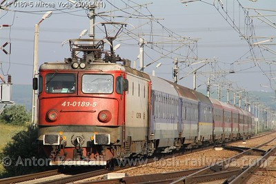 Electric locomotives (40-41)