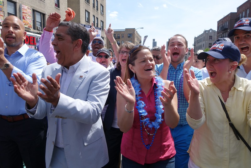 Electeds Sing & Dance on Broadway