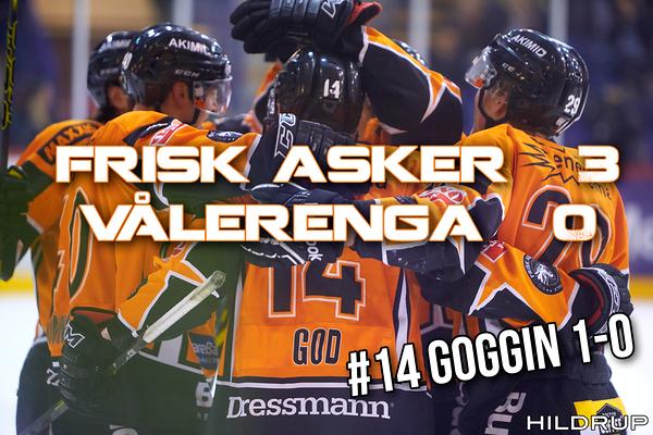 Q3: Frisk Asker - Vålerenga Ishockey (10.3.15)