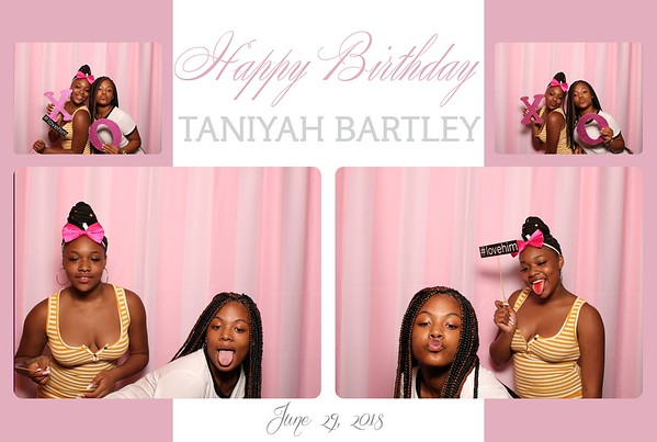 Taniyah Bartley's Birthday Party
