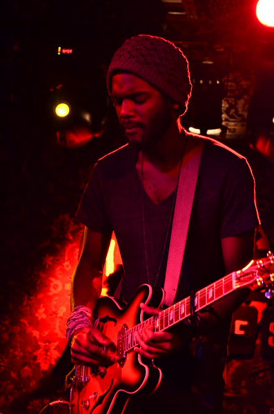 Gary Clark Jr - The Parish  NOLA House of Blues 09/11/11