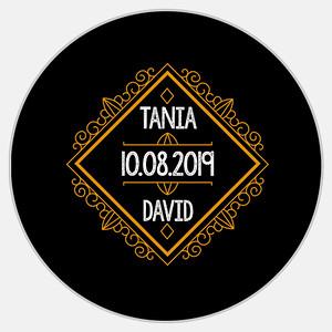 Tania & David