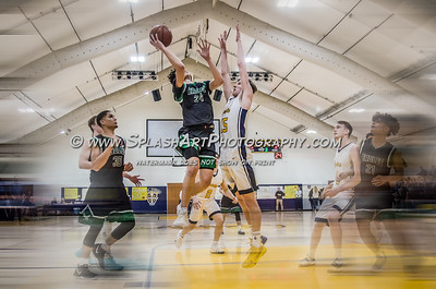 2018 Basketball Eagle Rock Boys vs Crean Lutheran 26Feb2019