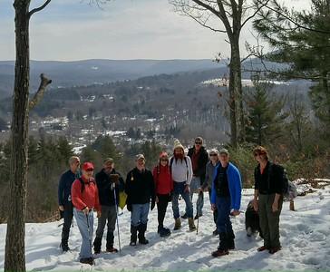 February 22 Wednesday Hike