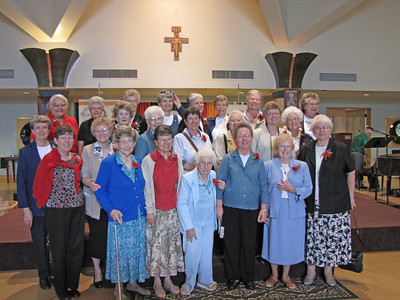 10-18-09 175th Anniversary of Sisters of the Precious Blood