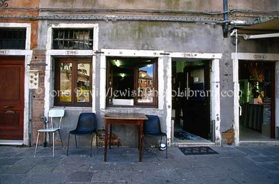 ITALY, Venice. Yeshiva Gedolah Lubavitch of Venice (Chabad). (2006)