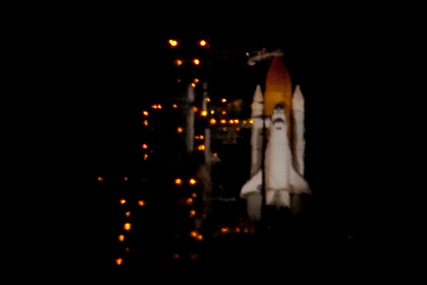 STS-130 Space Shuttle Endeavour