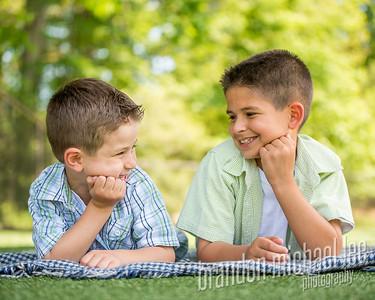 Aaron & Noah