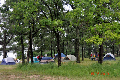 2010 Camping Sycamore Bend