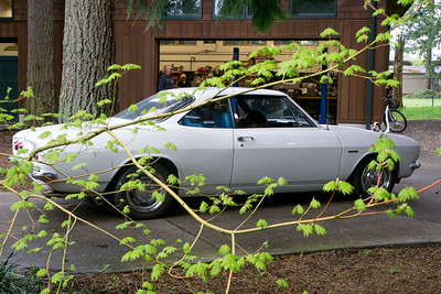Corvairs NW Spring Tune-up Day 20 April 2019