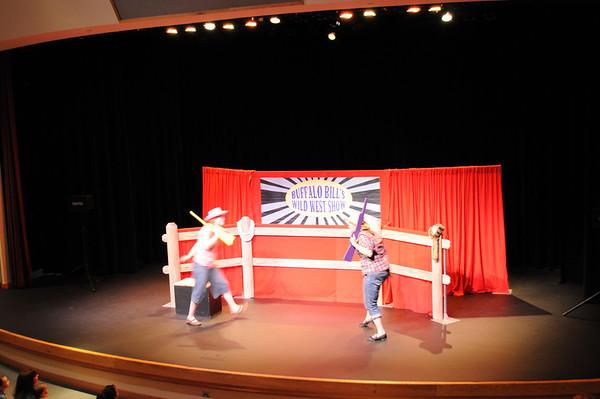 Madcap Puppets presents Annie Oakley's Wild West Show 2010