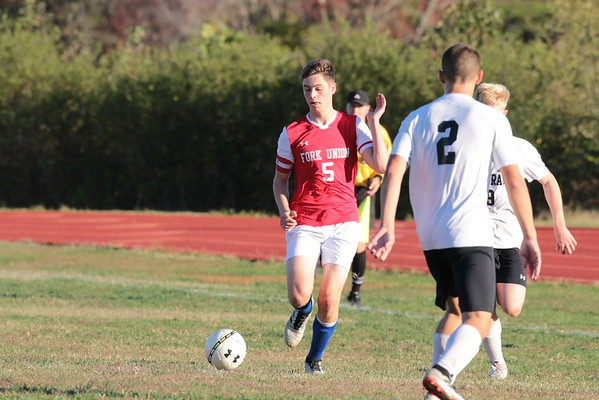 Prep Soccer vs. Hargrave Military Academy - Oct 23