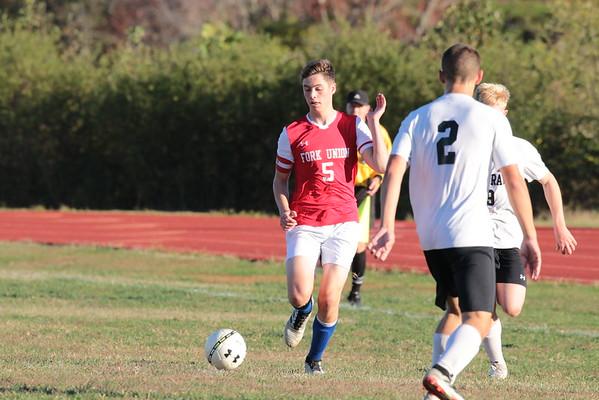 Prep Soccer vs. Hargrave Military Academy - Oct 23