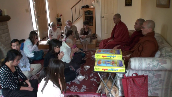 Bill-Buddhist-ceremony-video