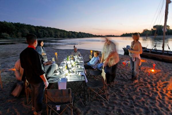 Bivouac en Loire