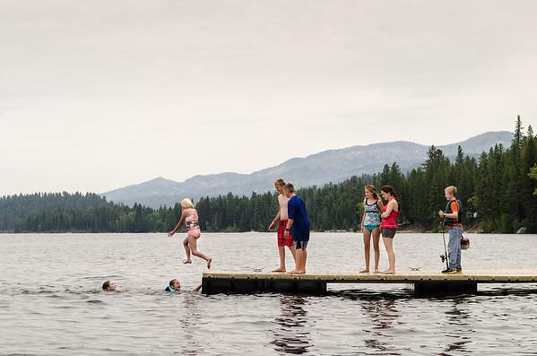 Washington, Idaho and Montana  2013