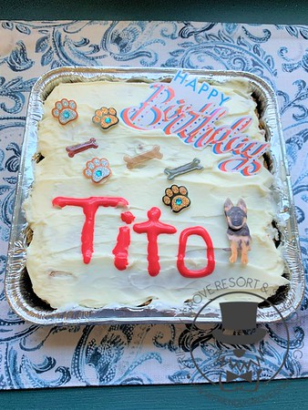 Tito's 2nd Birthday!!