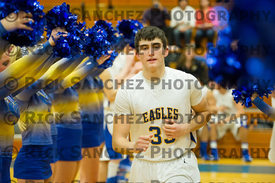 01-25-13 Sandburg vs LW Central Boys Basketball