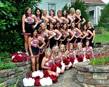Springdale Cheer 2009-10