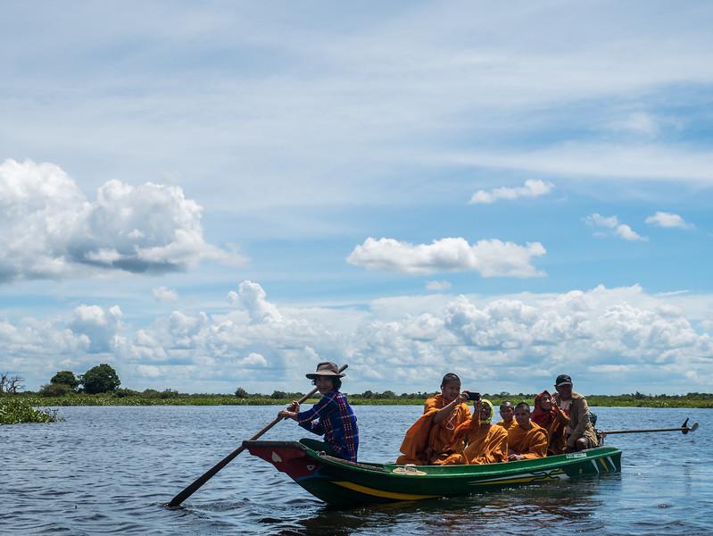 Life on Tonle Sap