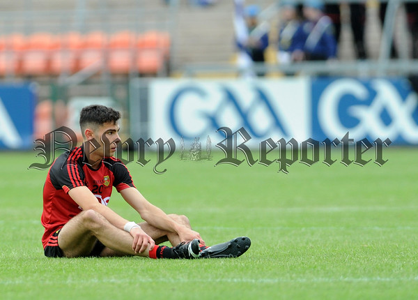 Down v Cavan, Ulster MinorSemi Final, Athletic Grounds, 24.06.17