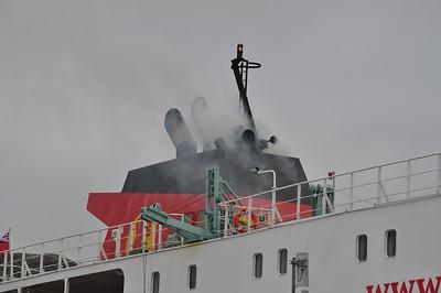 8 - Lochmaddy ferry
