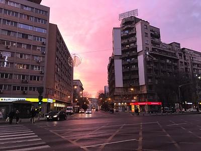 Bucharest, Romania (December 2016)