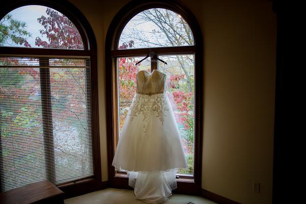 Emily & Anthony Color Wedding Photos