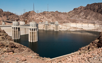 Hoover Dam 2012