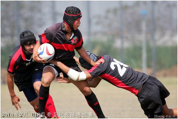2010 U18亞青選拔-季殿軍決賽-六信中學 VS 暖暖高中(LHVS vs NNSH)